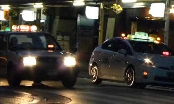 真夜中広島タクシー