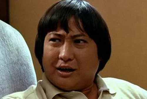 サモ・ハン・キンポーに似ている友人