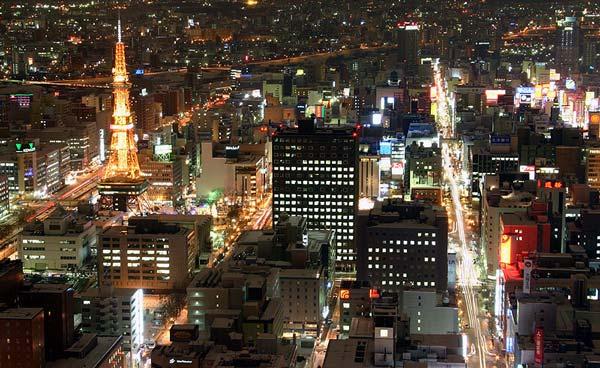 歪み4 札幌最後の夜、これって有終の美なのかな?