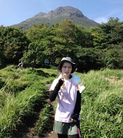 美人山ガールに誘われて大分県の由布岳に登山してきた。お泊り付き【画像アリ】