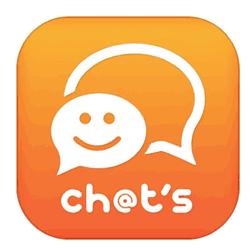 Chats(チャッツ) 見栄えは良いが中身はサクラ満載アプリ