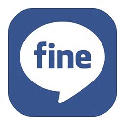 fine(ファイン)アイコン