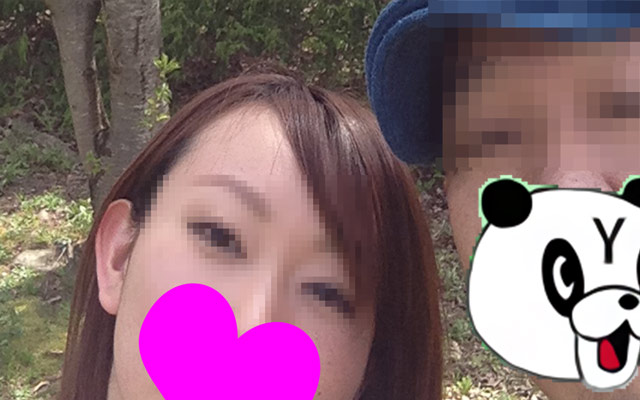 広島で出会った鯉女