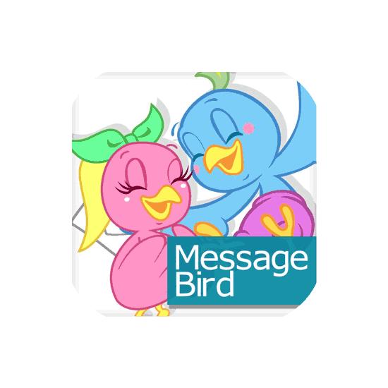 メッセージバードは出会える? 新感覚のゆるいくて癒しもあるメッセージアプリ