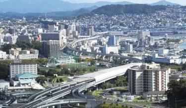福岡から佐世保へとドライブデート開始!